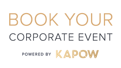 Book Corporate Events with Kapow
